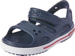 crocs 卡骆驰 Crocband II 儿童凉鞋 | 男童,女童滑水鞋