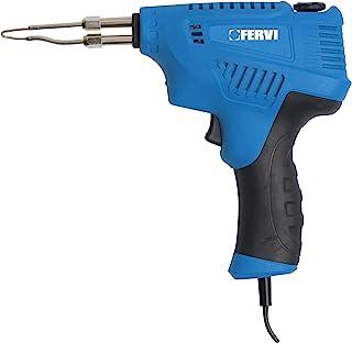 Fervi 443-0 多功能即时焊铁,200 瓦,青色/黑色