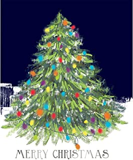 "The Gift Wrap Company 12 张盒装卡片, Comfort & Joy 4"" x 6"" 79922"