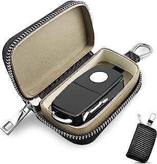 汽车钥匙保护套信号钥匙扣 Faraday Cage 汽车钥匙保护套 - RFID 信号屏蔽防盗袋防黑客手机壳