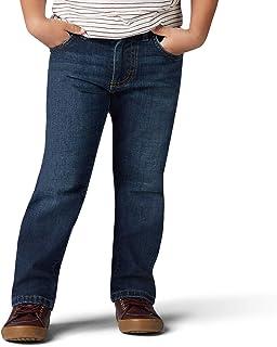 Lee 男孩 SPORT x-treme 舒适修身牛仔裤