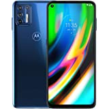 Motorola 摩托罗拉 Moto G9 Plus 128GB,4GB RAM,XT2087-1,64MP 相机系统…