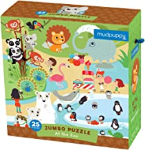At the Zoo Jumbo Puzzle