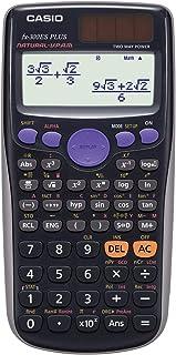 Casio 卡西欧 fx-300ES PLUS 科学计算器,黑色
