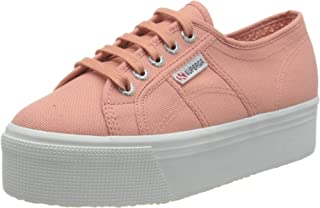 Superga 女士 2790acotw Linea Up and Down 牛津鞋