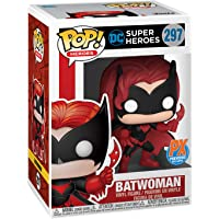 *预览 DC *英雄蝙蝠侠 Pop 人偶! 乙烯树脂人形玩具 #297 P8(保护套)