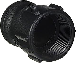 Plasteau 100276 连接件,凸轮锁,黑色