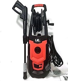 UE 电动高压清洗机 1600W 电动高压清洗机适用于清洁汽车、摩托车、自行车、其他机械设备、庭院地板和墙壁