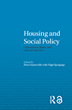 Housing and Social Policy: Contemporary Themes and Critical…