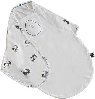 Nested Bean 禅意襁褓 – 温和加重襁褓   婴儿:0-6个月   竹棉混合   有助于减少 Moro(开始)反射   男女皆宜  TOG 1.0   可机洗