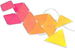 Nanoleaf Shapes 三角形入门套装 - 15PK,NL47-6002TW-15PK,多色(rgbw)