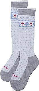 Phenix Snow Crystal Girl's Socks PS9H8SO90