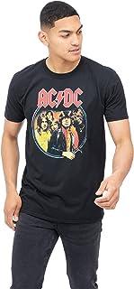 AC/DC 男式 T 恤