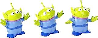 Disney 迪士尼 皮克斯玩具总动员4 外星人公仔,适合3岁及以上儿童,3个人物公仔,高4.4英寸/约 11.18厘米