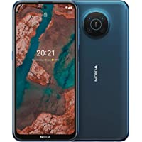 Nokia X20 5G 智能手机,双SIM,RAM 8GB,ROM 128GB,64000万像素四摄像头,水标志功能…