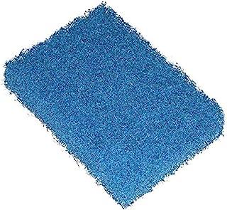 Americo Manufacturing 510103 96-88 中型清洁垫(每包 20 个),蓝色