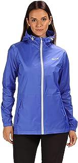 Regatta 女式 Pack It Iii 防水透气轻型折叠户外夹克