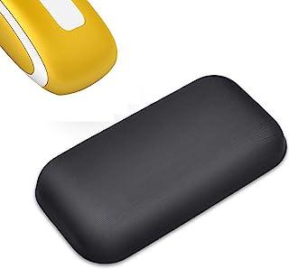 Aelfox *泡沫鼠标腕托,人体工程学鼠标垫手腕垫缓冲垫 - 透气,吸汗,帮助计算机、家庭、办公室(5.7 x 3.0 x 1 英寸)