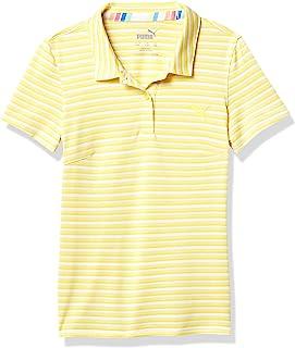 PUMA 彪马 女童高尔夫 2020 Links Polo 衫