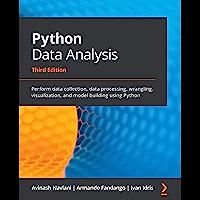 Python Data Analysis: Perform data collection, data processi…