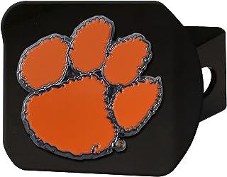 SLS Clemson Tigers 3D 彩色徽章哑光黑色挂接盖
