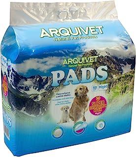 Arquivet Pads *经济包装 - 卫生贴 - 90 x 60 厘米 - 50 个文件