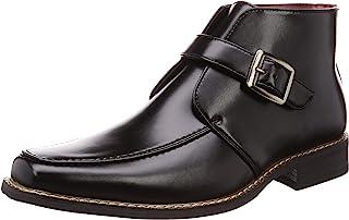 TAKEZOO 防水 防滑 商务靴 Monk系带3E TK692 男士