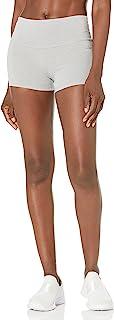 Spalding 女士 Active 3 英寸排球短裤,常规和加大码