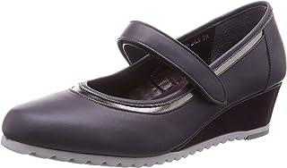 Hashepy 鞋子 L-8009 女士 灰色 24.5 厘米