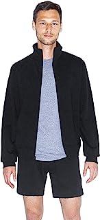 American Apparel 加州羊毛长袖运动夹克