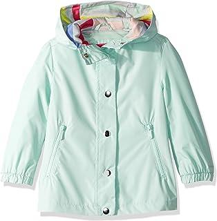 London Fog 女童轻质针织内衬防风夹克