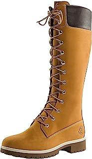 Timberland 女式 14 Inch Premium WP 及膝靴