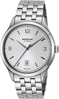 Menblan(万宝龙)腕表 传承 Chronography 112532 男士 平行进口商品 银色