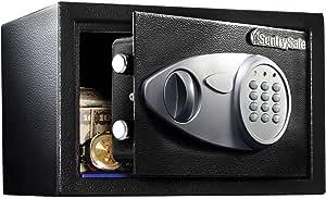 SentrySafe X041E 0.4 Cubic Foot Security Safe, Black