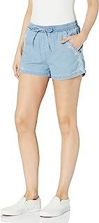 Mud Pie Sloane 短裤浅蓝色