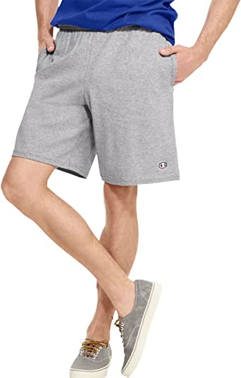 Champion 男士球衣短裤,带口袋