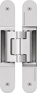 Simon 5 400687 12602 5 400611 0 Tectus Te 540 3D 门铰链盖适用于短门不锈钢灯,价格/件
