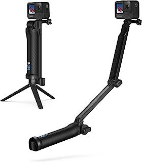 GoPro 3-way 三向支架可做自拍杆、手柄、旋转臂或三脚架 (AFAEM-001)
