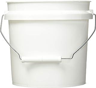 Leaktite 744456 1-加仑 白色塑料桶装油罐 白色 1-(Pack) 1GL