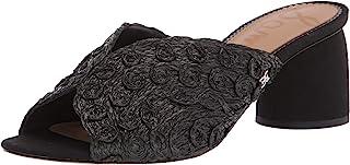 Sam Edelman 女式 Sareen Slides 高跟凉鞋