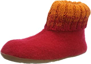 HAFLINGER 中性儿童 Everest Iris 拖鞋