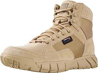 FREE SOLDIER 男式战术靴 15.24 cm 轻质透气军靴 适用于徒步工作靴