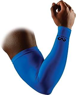 McDavid 压缩袖套50+ UV skin 保护散热袖套适用于运动跑步篮球篮球足球1件装包括2套 ) 皇室 中