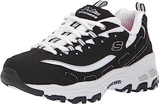 "Skechers 斯凯奇女孩"" D'Lites - Biggest Fan 运动鞋"