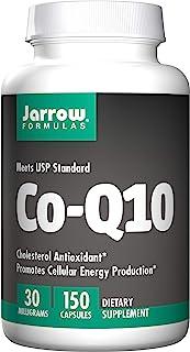 Jarrow Formulas 辅酶 Co-Q10,30 毫克,150 粒胶囊