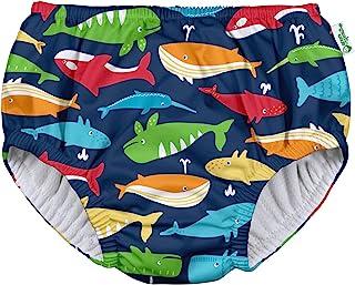 i play. by green sprouts 男童套头可重复使用吸水游泳尿布