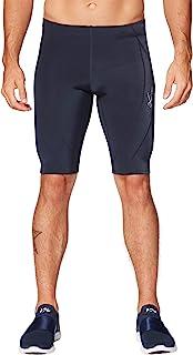 CW-X 男式耐力发电机肌肉和关节支撑压缩短裤