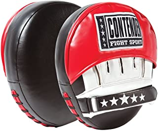 Contender Fight Sports Air Boxing MMA Muay Thai Karate Training Target Focus Punch Pad Mitts