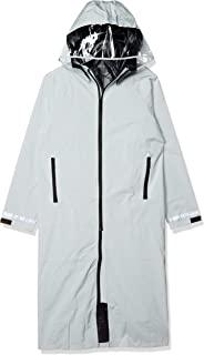 TOMBOW 学生服 防雨天也不会闷热的弹性大衣 女子 T-22-9 伸缩性好 背部有侧裆的轻量合羽绒 弹力 Leonewe