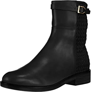 Cole Haan 女士 Lexi Grand Stretch 系带靴中筒靴